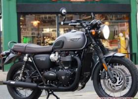 2017 Triumph Bonneville T120 for Sale – £SOLD