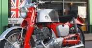 1961 Honda CB92 Benly Sport for Sale – £11,989.00