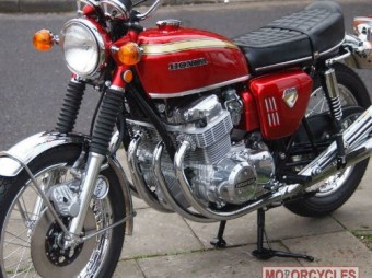 1970 Honda CB750 K0 for Sale – £19,989.00