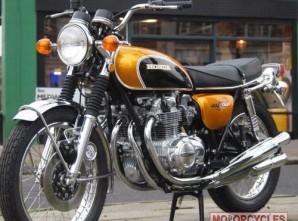 1972 Honda CB500/4 for Sale – £12,989.00