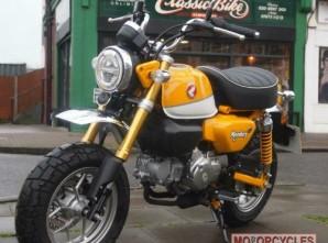 2018 Honda Z125 MA MA-K Monkey Bike for Sale – £2,799.00
