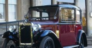 1933 Austin 7 RP Saloon for Sale – £SOLD