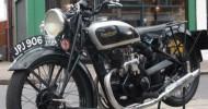 1940 Francis Barnett Plover Model 41 for Sale – £5,489.00