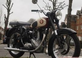 1957 BSA M33 500cc Plunger for Sale – £5,989.00