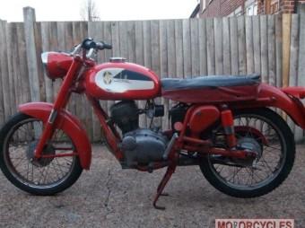 1962 Gilera Giubileo 98 for Sale – £1,289.00