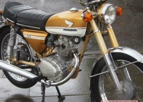 1972 Honda CB125 S for Sale – £2222.00