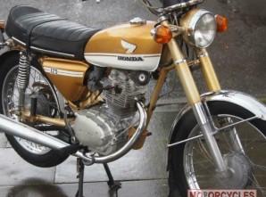 1972 Honda CB125 S for Sale – £2222.00