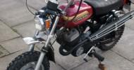 Harley-Davidson X90 Monkey Bike for Sale – £4,989.00