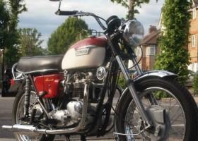 1971 Triumph T120 R Bonneville for Sale – £6989