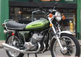 1973 Kawasaki H1D Triple for Sale – £8,888.00