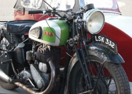 1939 BSA M20 500 Outfit for Sale – £10,989.00