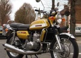 1972 Suzuki GT750 J for Sale – £11,989.00