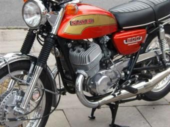 1974 Suzuki T500 Classic Suzuki for Sale – £9,889.00