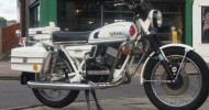 1974 Yamaha RD350 Police Bike for Sale – £SOLD