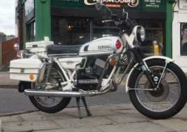 1974 Yamaha RD350 Police Bike for Sale – £7,989.00