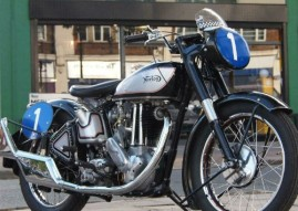 1952 Norton ES2 500 for Sale – £11,989.00