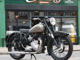 1960 BSA M21 600 for Sale – £7,989.00