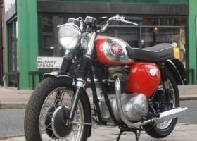 1962 BSA A65 Star Thunderbolt for Sale – £5,289.00