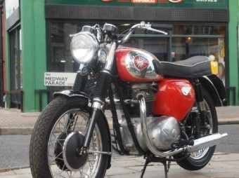 1962 BSA A65 Star Thunderbolt for Sale – £5,289.00