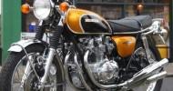 1972 Honda CB500/4 SOHC Classic for Sale – £10,989.00