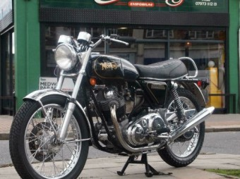 1972 Norton Commando 750 Roadster for Sale – £8,898.00