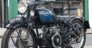 1937 Douglas Aero 600cc for Sale – £SOLD