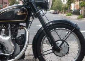 1954 Velocette MSS 500 for Sale – £SOLD