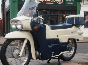 1965 Velocette Vogue 200 for Sale – £3,489.00