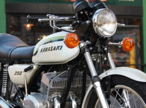 1972 Kawasaki S1 250 Triple for Sale – £12,989.00