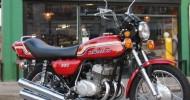 1972 Kawasaki S2 350 Triple for Sale – £11,989.00