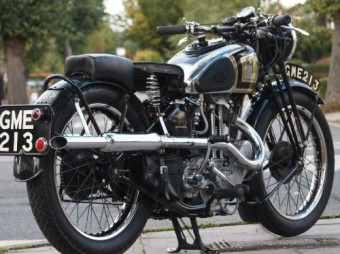 1937 AJS 350 Model 26 for Sale – £12,989.00