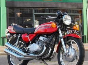 1972 Kawasaki S2 Triple 350 for Sale – £13,989.00