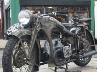 1936 Zundapp K500 for Sale – £29,500.00