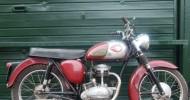 1962 BSA C15 Classic Bike for Sale – £1,888.00