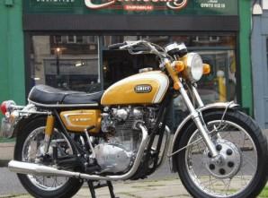 1971 Yamaha 650 XS1 for Sale – £8,888.00