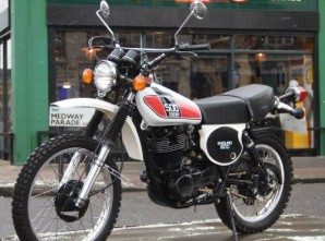 1977 Yamaha XT500 Classic Enduro for Sale – £10,789.00