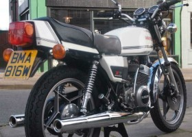 1981 Suzuki GT250 X7 for Sale – £7,789.00