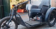 1939 Harding Electric Trike for Sale – £2,000.00