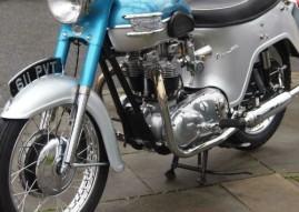 1961 Triumph T110 for Sale – £13,989.00