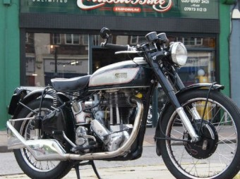 1948 Norton ES2 500 For Sale – £11,989.00