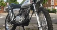 1975 Honda SL125 for Sale – £7,989.00
