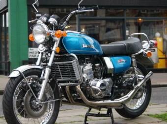 1976 Suzuki GT750A for Sale – £14,989.00