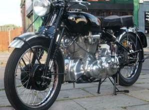 1950 Vincent Rapide C Series for Sale – £61,989.00