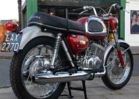 1966 Suzuki T20 Super Six for Sale – £9,989.00