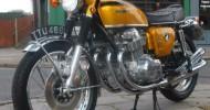 1970 Honda CB750 K0 for Sale – £22,000.00
