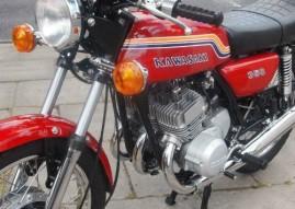 1972 Kawasaki 350 S2 for Sale – £14,689.00