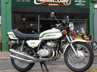 1972 Kawasaki S1 250 for Sale – £15,989.00