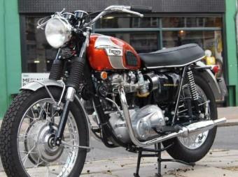 1969 Triumph T120R for Sale – £15,989.00