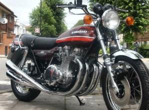 1973 Kawasaki Z1A 900 for Sale – £25,989.00