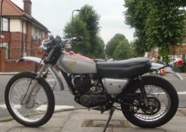 1974 Honda MT250K1 Elsinore for Sale – £3,689.00